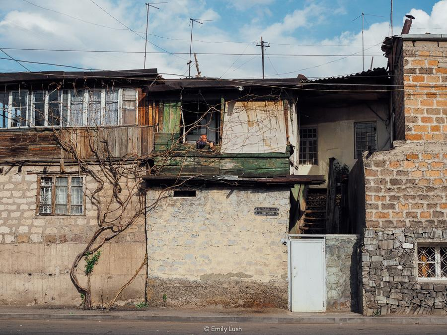 © Emily Lush 2018   Kond   Things to do in Armenia Yerevan