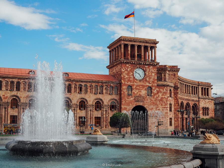 © Emily Lush 2017   Georgia Armenia Azerbaijan itinerary; Caucasus itinerary
