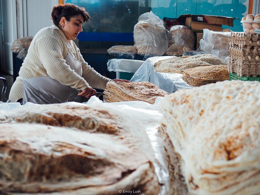 © Emily Lush 2018   GUM Market   Things to do in Armenia Yerevan