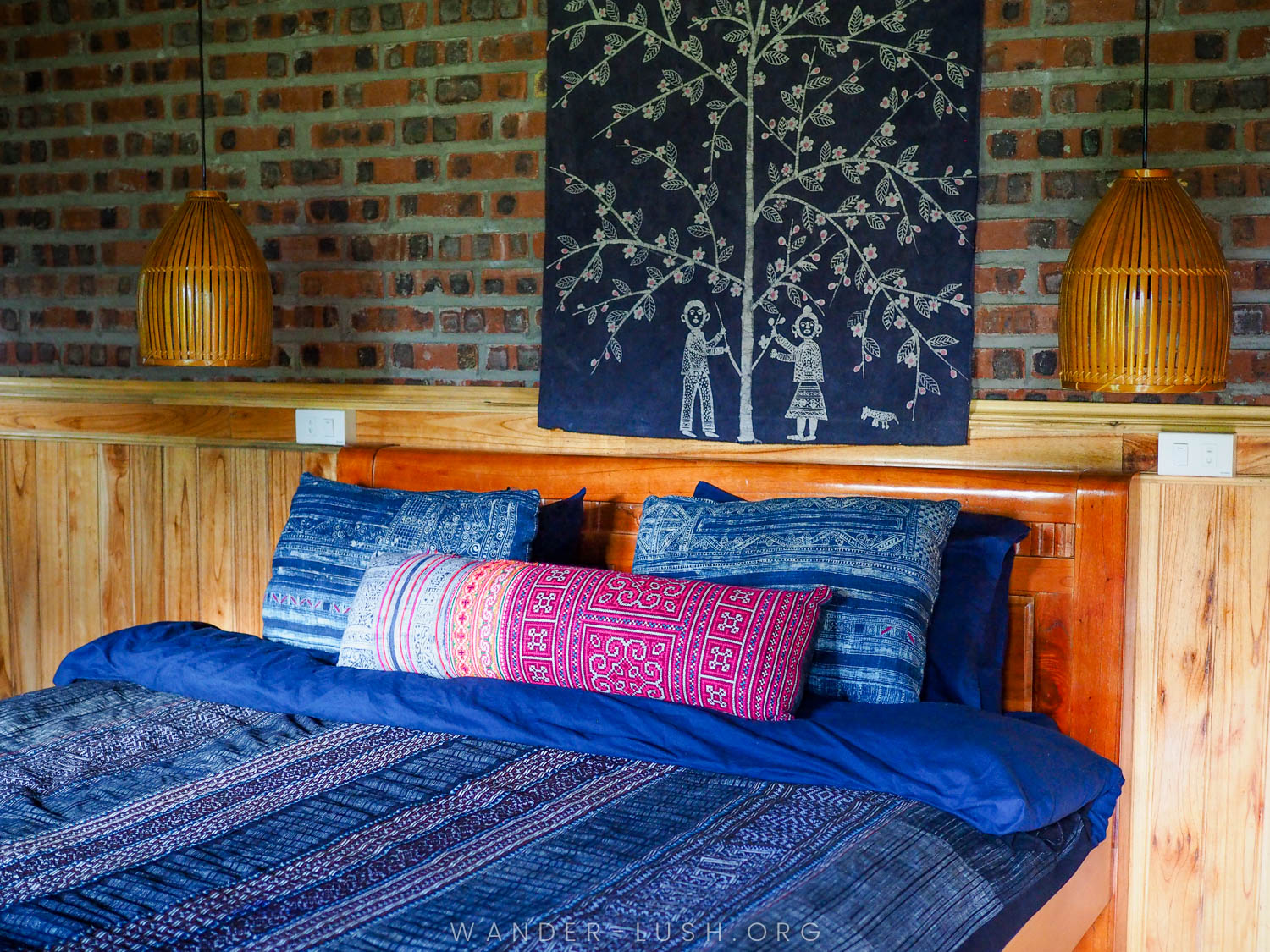 Looking to experience an authentic Hmong homestay in Sapa, Vietnam? Indigo  Snail Boutique Hmong
