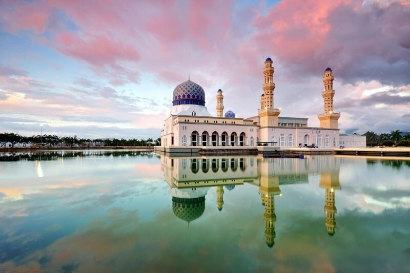 Nice places in malaysia
